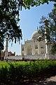 Taj Mahal - South-eastern View - Agra 2014-05-14 3945.JPG