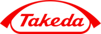 Takeda Pharmaceutical Company logo.png