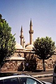 Takkia Damascus