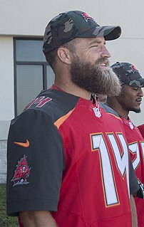 Ryan Fitzpatrick American football quarterback