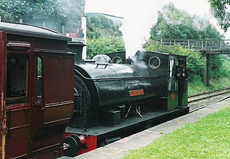 Tanfield Railway - Image: Tanfield Railway pic 8