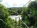 Tarabita, Rio Yaupi a Laguna de Kumpak, Logroño.JPG