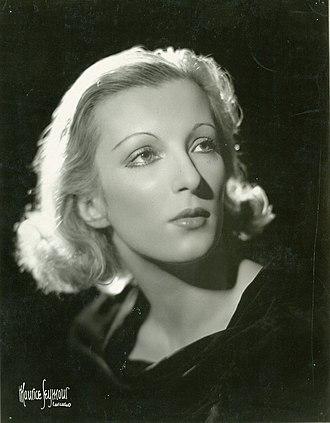 Tatiana Riabouchinska - Tatiana Riabouchinska, circa 1938 Photographer: Maurice Seymour