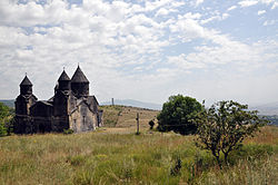 Tegher Monastery