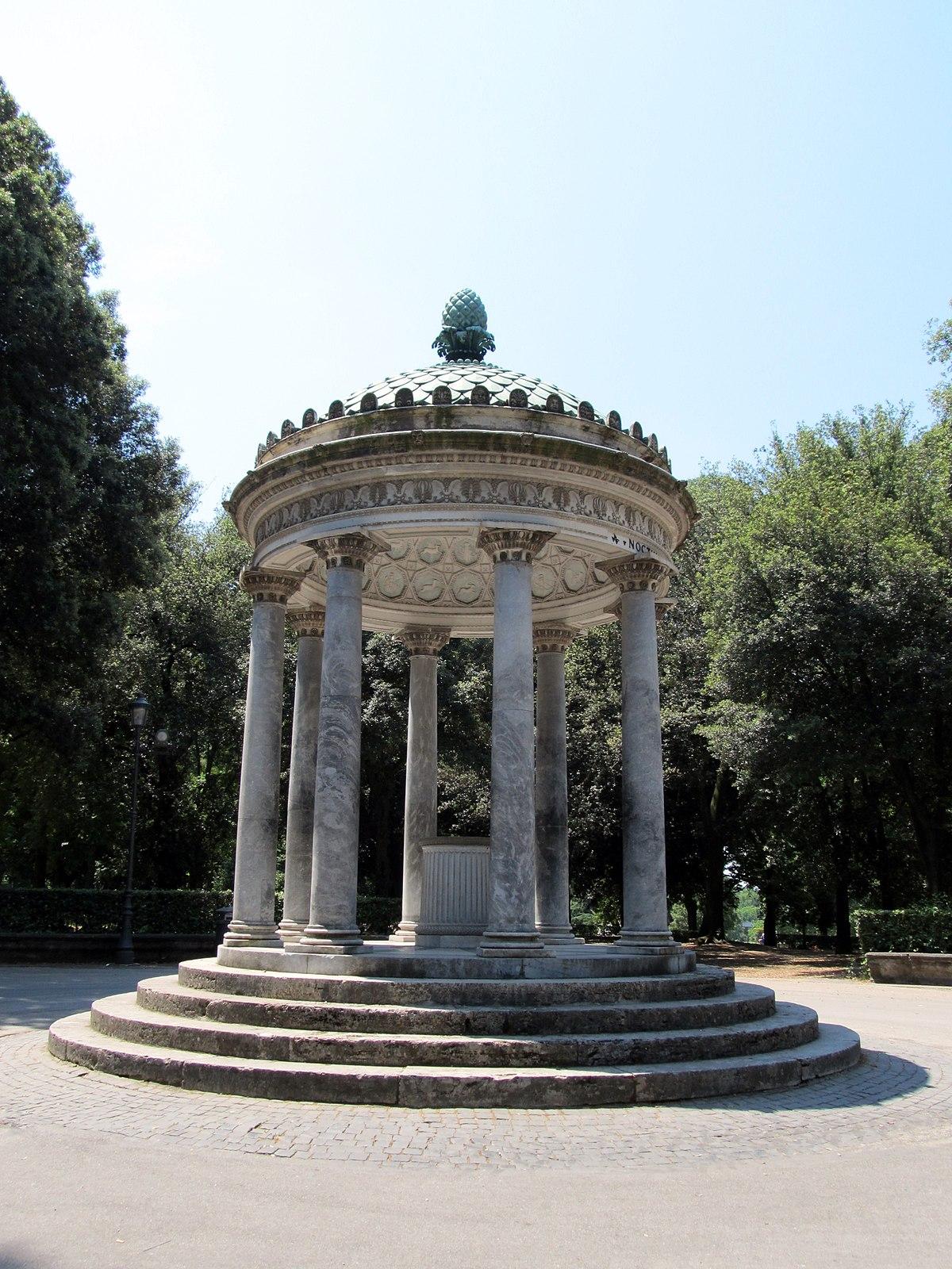Cavalli Villa Borghese