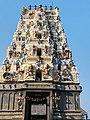Temple Gopuram in Andhra Pradesh.jpg