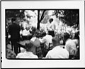 Tennessee v. John T. Scopes Trial- Outdoor proceedings on July 20, 1925, showing William Jennings Bryan and Clarence Darrow. (4 of 4 photos) (2899125158).jpg