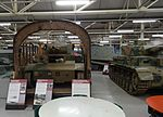 Tetrarch tank in Hamilcar glider at the Bovington Tank Museum next to Panzer IV.jpg