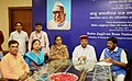 """Thaawar Chand Gehlot addressing at the prize distribution ceremony of the """"Babu Jagjivan Ram All India Essay Competition 2016"""", at a function, in New Delhi.jpg"""