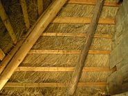 Thatched Roof Inside View