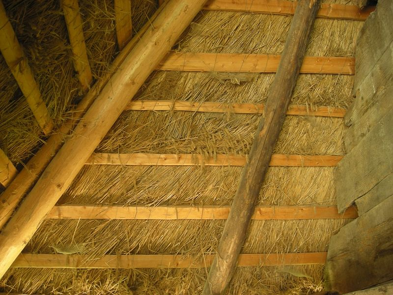 File:Thatched Roof Inside View.jpg
