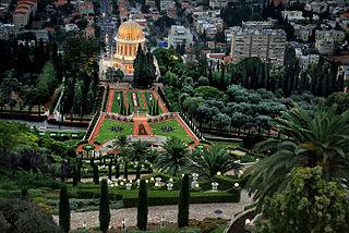 Bahá'í World Centre Spiritual and administrative centre of the Bahá'í Faith, in and around Haifa, Israel