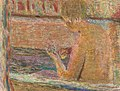 The Bath by Pierre Bonnard, 1942, gouache, pastel and colored crayon .jpg