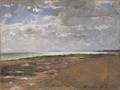 The Beach at Luc (Carl Fredrik Hill) - Nationalmuseum - 23115.tif
