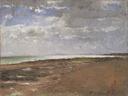 The Beach at Luc (Carl Fredrik Hill) - Nationalmuseum - 23115.tif