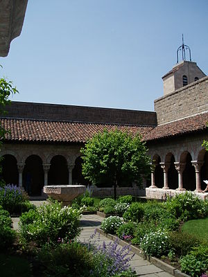 Il chiostro di Cuxa, The Cloisters