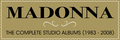 The Complete Studio Albums (1983 – 2008) logo.png