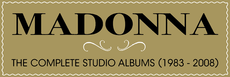 Logo del disco The Complete Studio Albums (1983–2008)