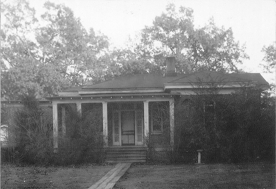 The Dead House, University of Mississippi (circa 1937)