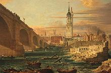 62c2225ce9d The Demolition of Old London Bridge