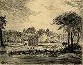 The First St. James' Church (1807-1818), Toronto, in 1816. (24021087833).jpg