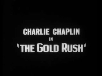 ファイル:The Gold Rush (1925).webm