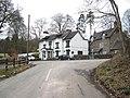 The Green Inn east of Llangedwynn - geograph.org.uk - 1723193.jpg