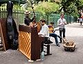 The Hot Sugar Band, Paris July 2013.jpg