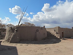 Nambé Pueblo, New Mexico - The Kiv