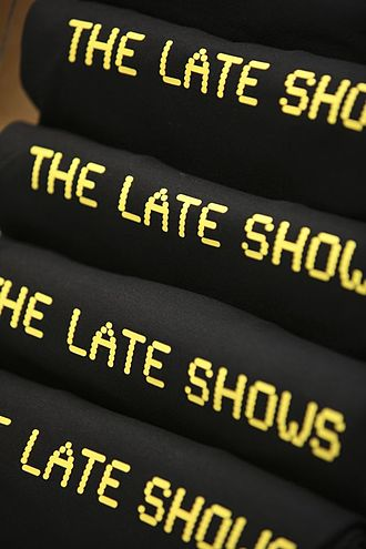 The Late Shows - The Late Shows on teeshirts