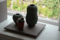 The Leach Pottery, St. Ives, Cornwall - two vases.jpg