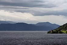 The Loch Ness and Urquhart castle.jpg