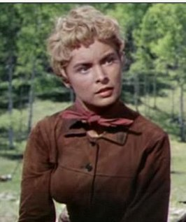Janet Leigh in The Naked Spur