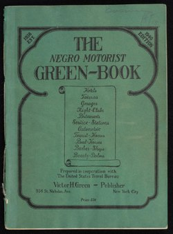 Image illustrative de l'article The Negro Motorist Green Book