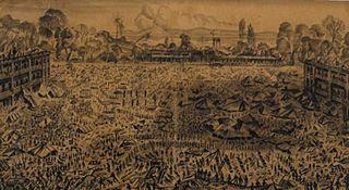 Selarang Barracks incident British prisoner-of-war revolt