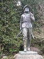 The Pioneer by Alexander Phimister Proctor in Eugene, Oregon (2014) - 3.JPG