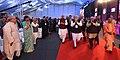 The Prime Minister, Shri Narendra Modi at the inauguration of the UP Investors Summit 2018, in Lucknow, Uttar Pradesh on February 21, 2018.jpg