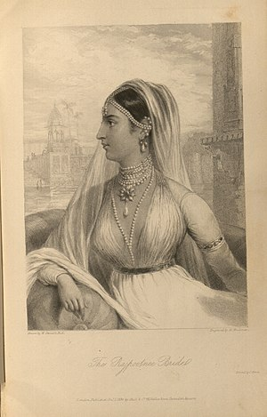 Women in India - The Rajput bride