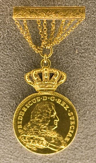 Seraphim Medal - Obverse of the Seraphim Medal