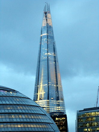 University of Warwick - The Shard, where WBS houses its London campus