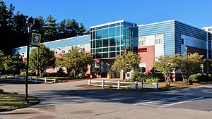 Souhegan High School - The Annex