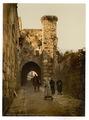 The Tower of Antonia, Jerusalem, Holy Land-LCCN2002725006.tif