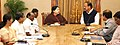 The Union Minister for Urban Development, Housing and Urban Poverty Alleviation and Parliamentary Affairs, Shri M. Venkaiah Naidu meeting the Chief Minister of Tamil Nadu, Ms. J. Jayalalithaa on December 13, 2015.jpg