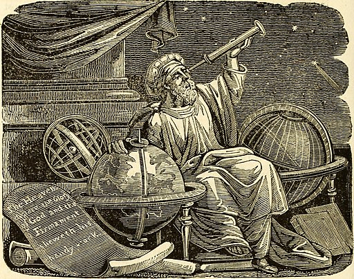 The astrologer of the nineteenth century (1825) (14577204887)