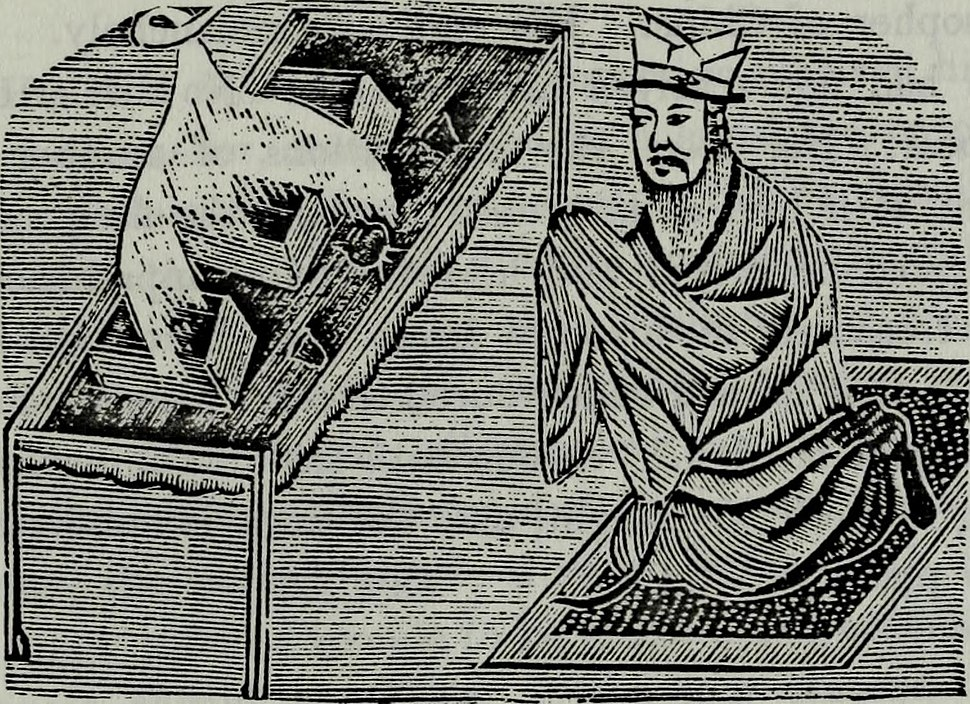 The dragon, image, and demon; or, The three religions of China- Confucianism, Buddhism, and Taoism, giving an account of the mythology, idolatry, and demonolatry of the Chinese (1887) (14597438437)