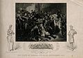 The fatal wounding of Sir Ralph Abercrombie at Alexandria. L Wellcome V0006882.jpg