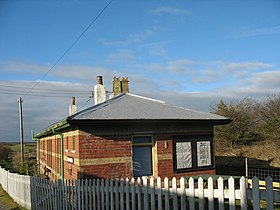 The former station at Llangwyllog - geograph.org.uk - 1210514.jpg