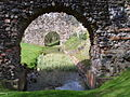The moat at Lochmaben Castle - geograph.org.uk - 775429.jpg