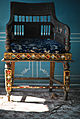 The royal chair, city palace Udaipur,Rajasthan-.jpg