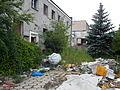 The ruins of the old refrigerator. Poznan, Druskiennicka.jpg